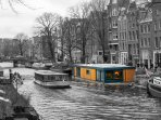 2 House Boat Suites Amsterdam