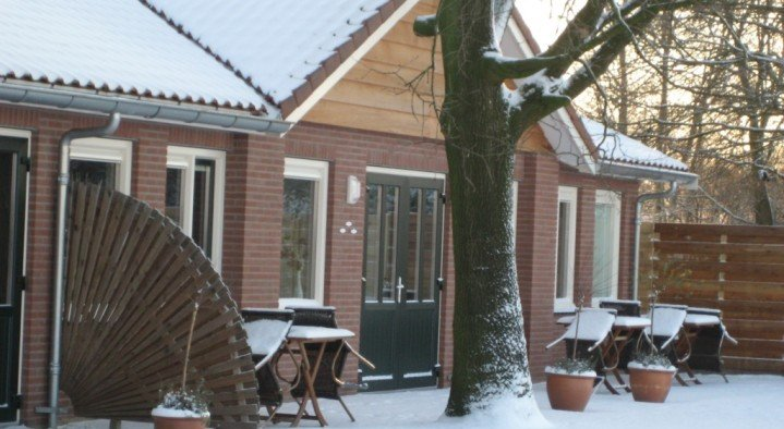 Winter  Bed & Breakfast Heanigan Raalterdijk 1a Haarle