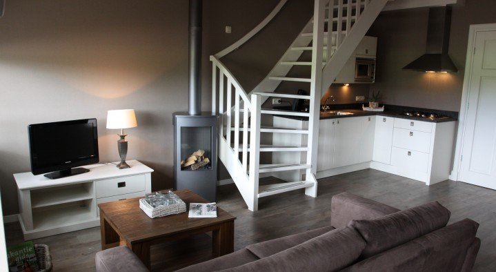 Appartement  Bed & Breakfast Heanigan Raalterdijk 1a Haarle