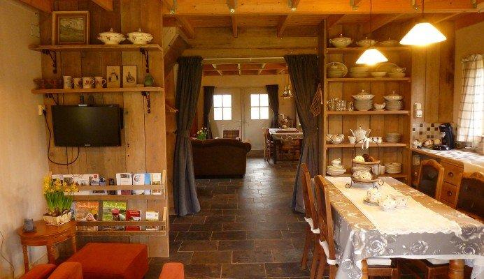 Het houten huisje harmelen bedandbreakfast
