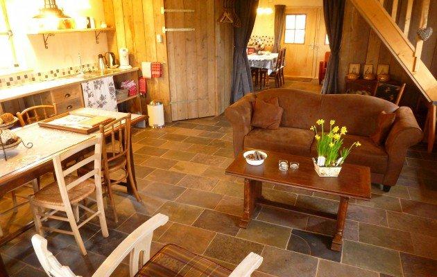 Het houten huisje harmelen bedandbreakfast.nl