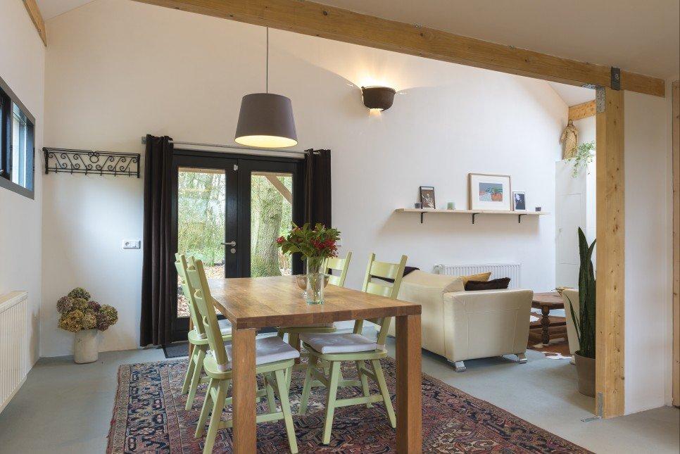 Wenteltrap In Woonkamer : Chefs cabin holthees bedandbreakfast.nl