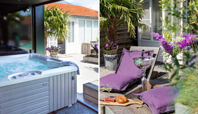 Wellness Lodge Aan Zee Voorhout Bedandbreakfast Nl