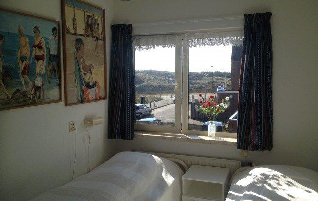 ... Rode Kamer (kamer 1) Bu0026B 103@sea Marshallstraat 103 Egmond Aan ...