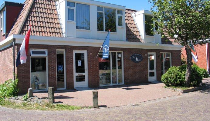 Onder Zeil - Schiermonnikoog   Bedandbreakfast.nl